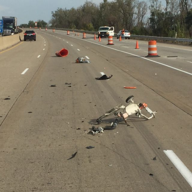 I-65 construction worker's death raises safety concerns