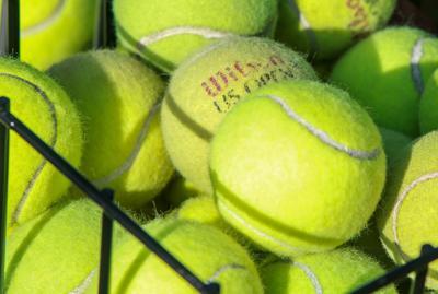 STOCK - Tennis