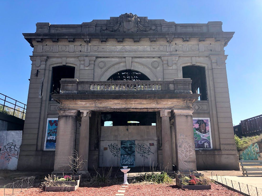 Decay Devils win statewide historic preservation award for efforts to save Union Station