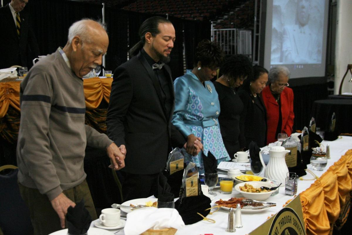 Seven honored at Gary Frontiers Service Club's MLK breakfast