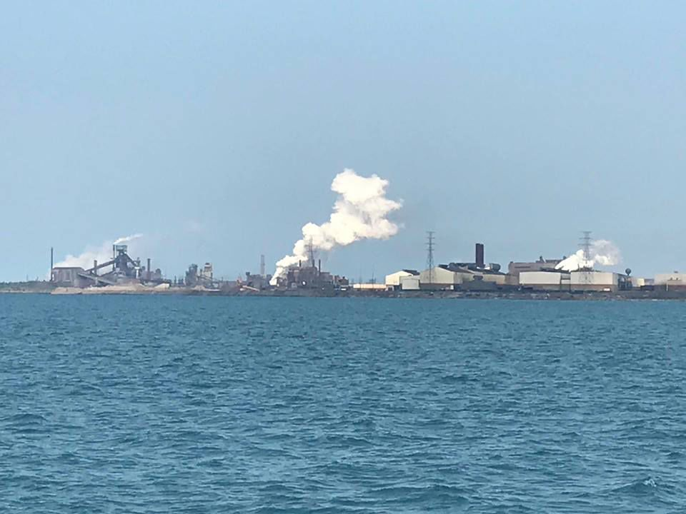 Great Lakes steel production drops by negligible 3,000 tons last week