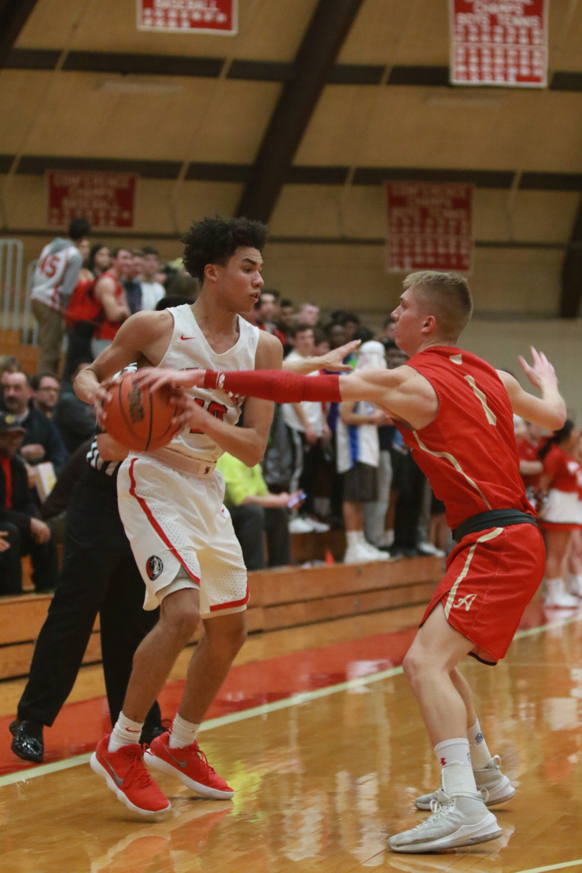 Munster gets tough draw in wide open Sectional 2