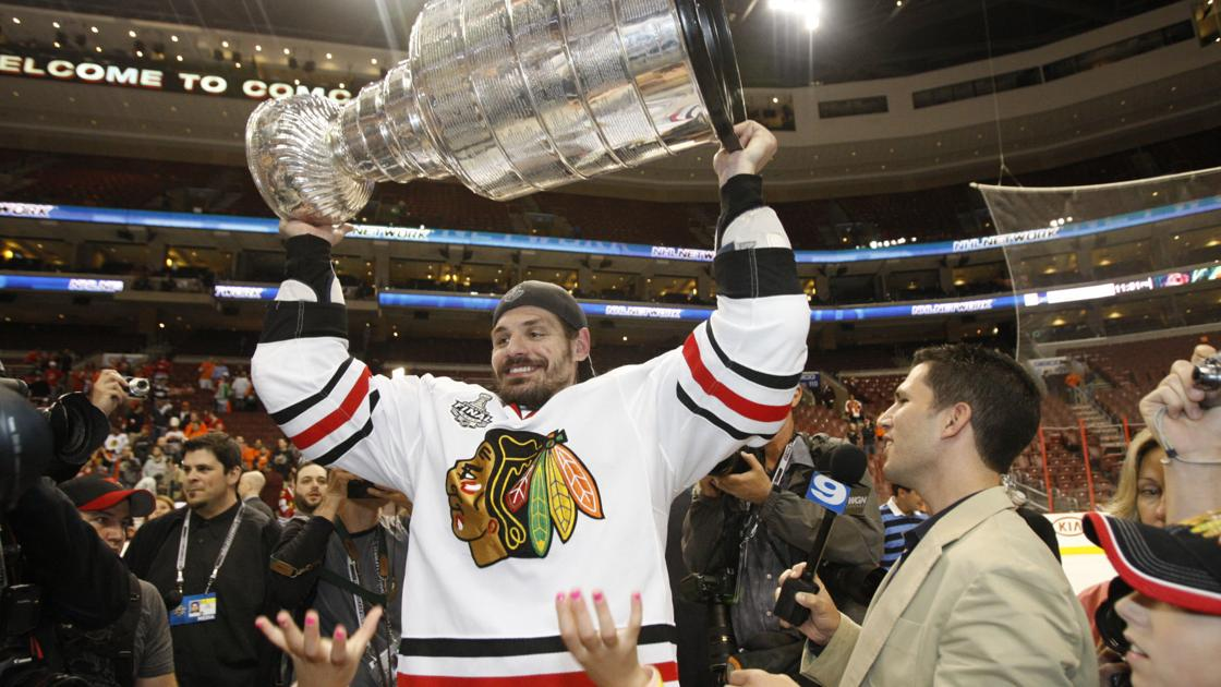 Stanley Cup winner Brent Sopel shares dark moments confronting dyslexia