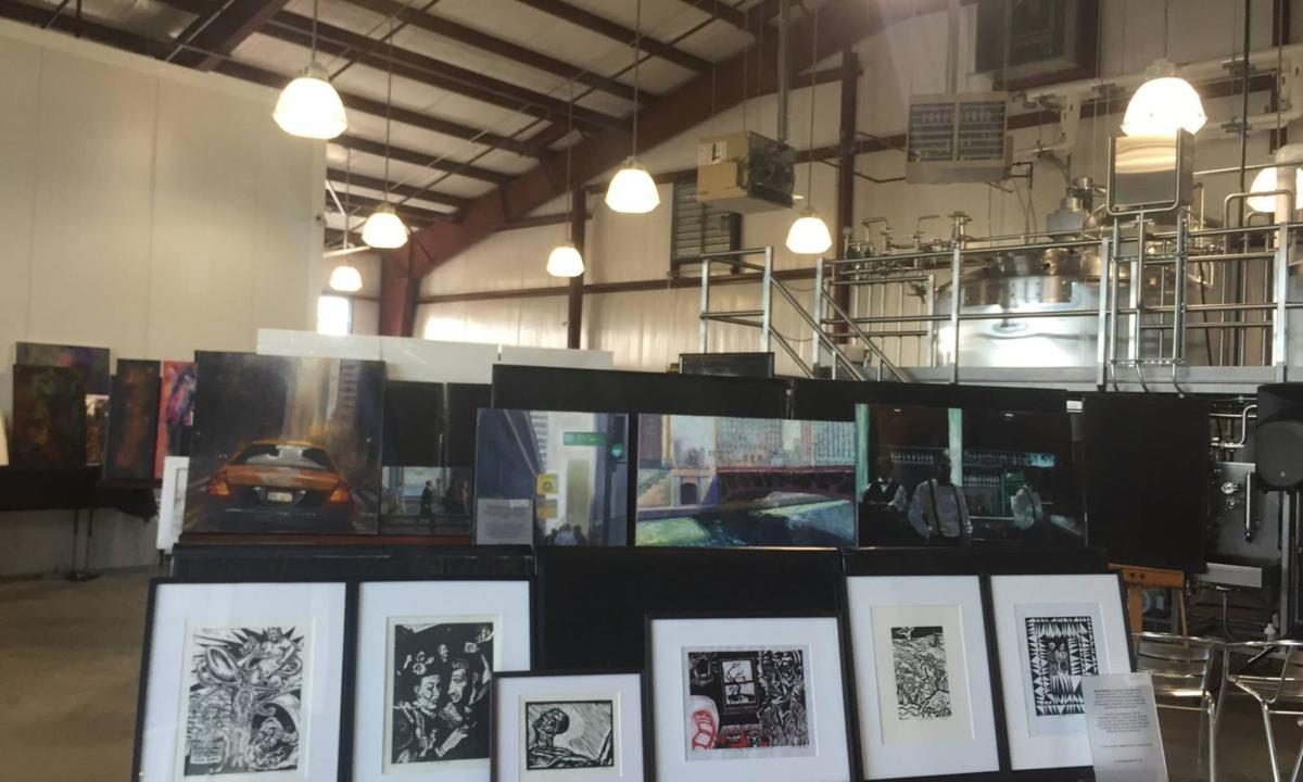 Ula Art Gallery makes itself at home at  Fancy Frugal Furniture Boutique