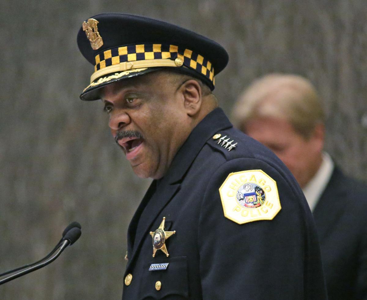 Chicago Violence Officers