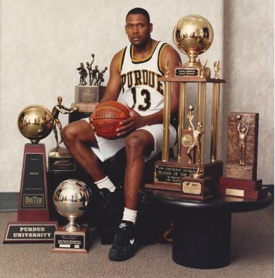 Glenn Robinson, Purdue basketball