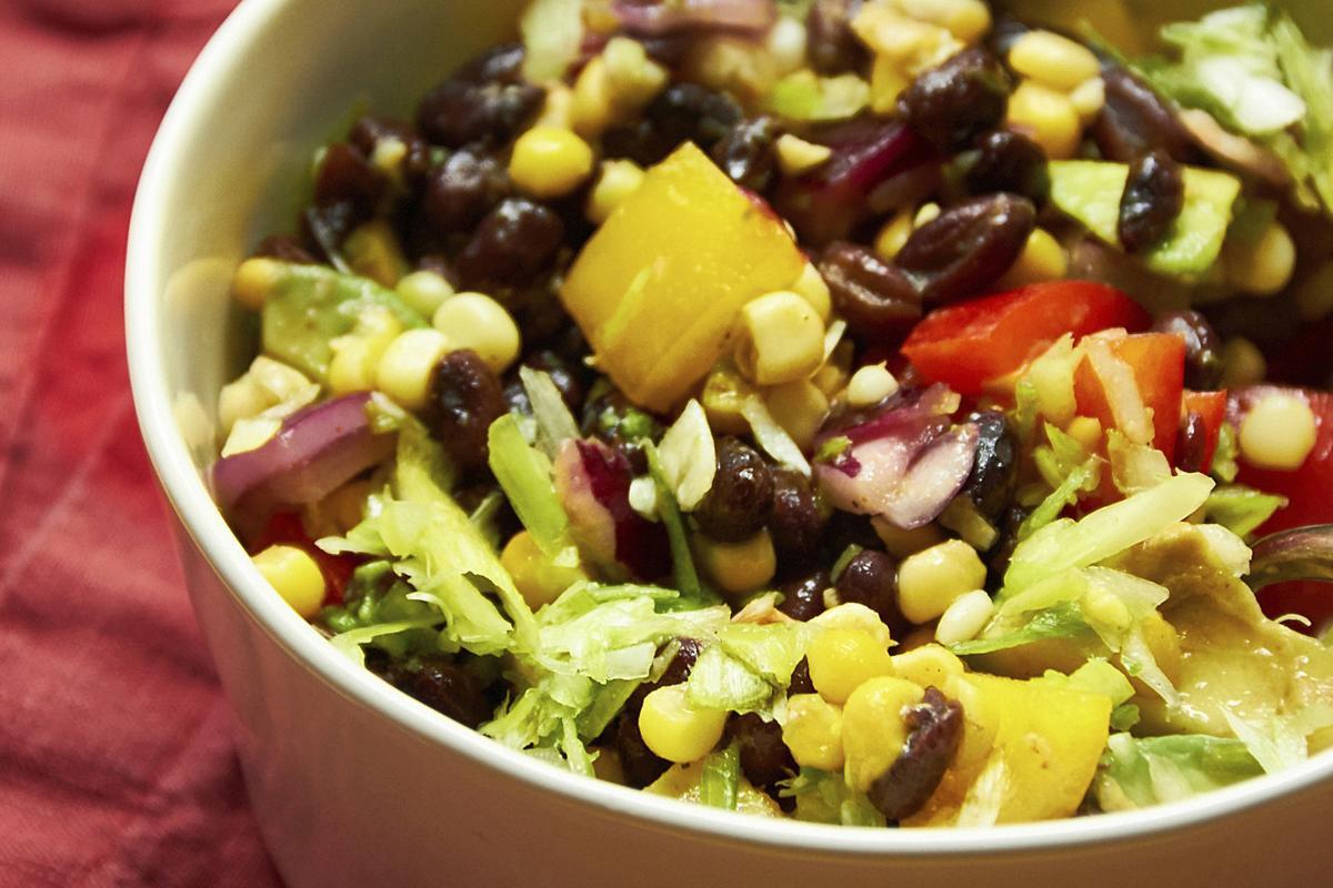 Food Column Deadline Southwestern Salad