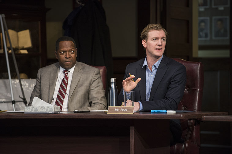 Theatre Review: 'The Minutes' captivates with unfurling mystery
