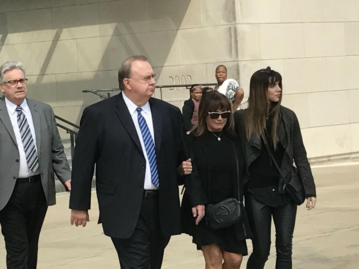 Lake County Sheriff guilty of bribery, other crimes. What happens now?