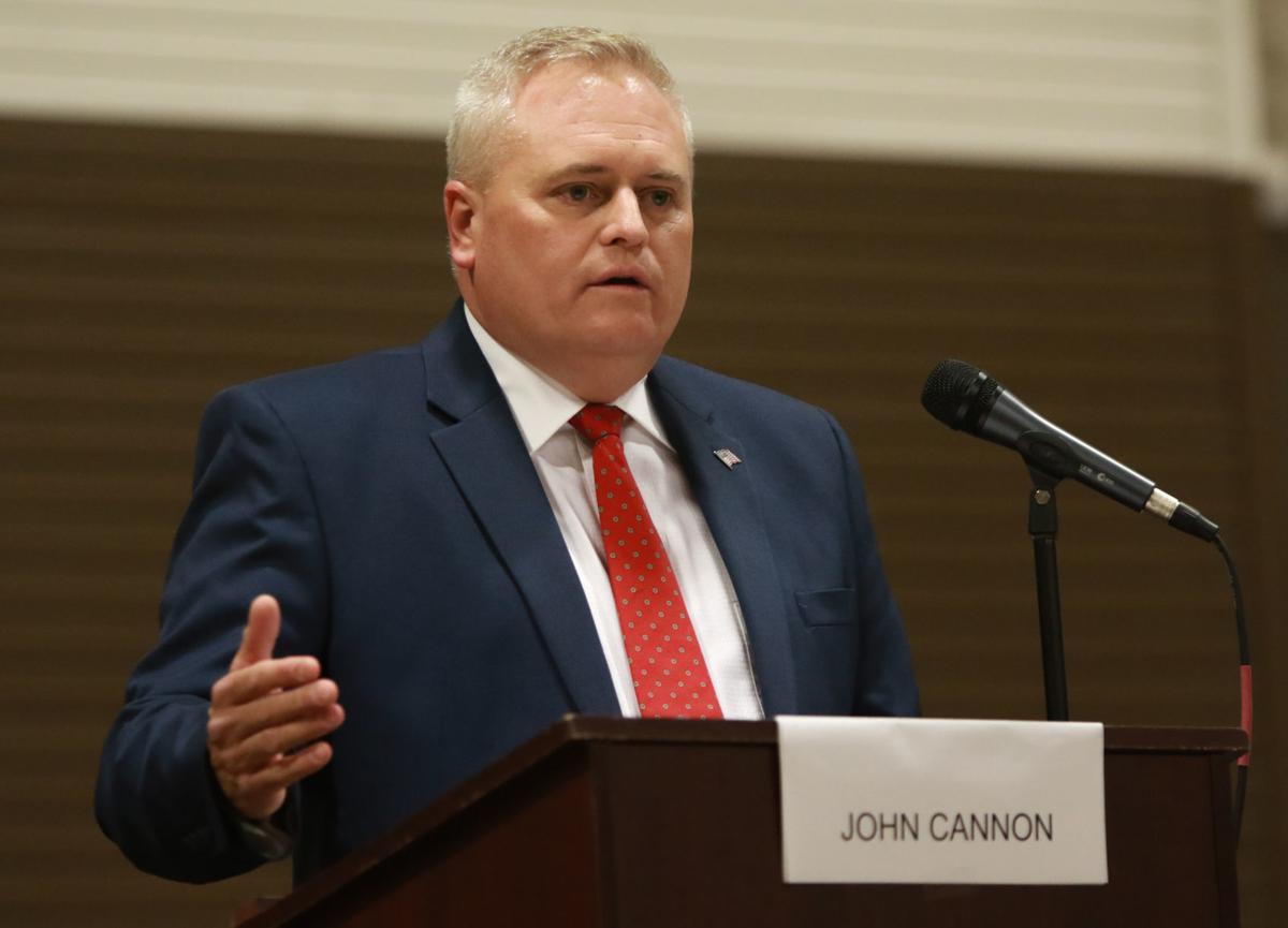 Portage John Cannon