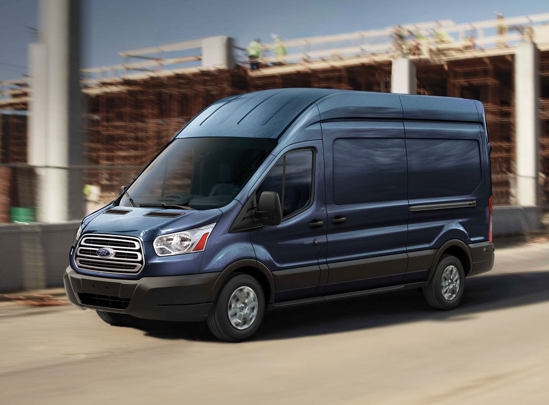 Ford Transit 2016 Upgrades To An Instant Bester