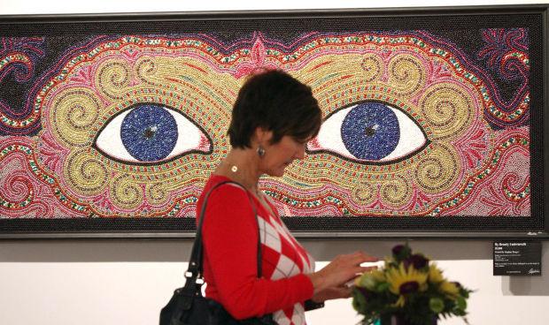 Bead Town exhibit opens