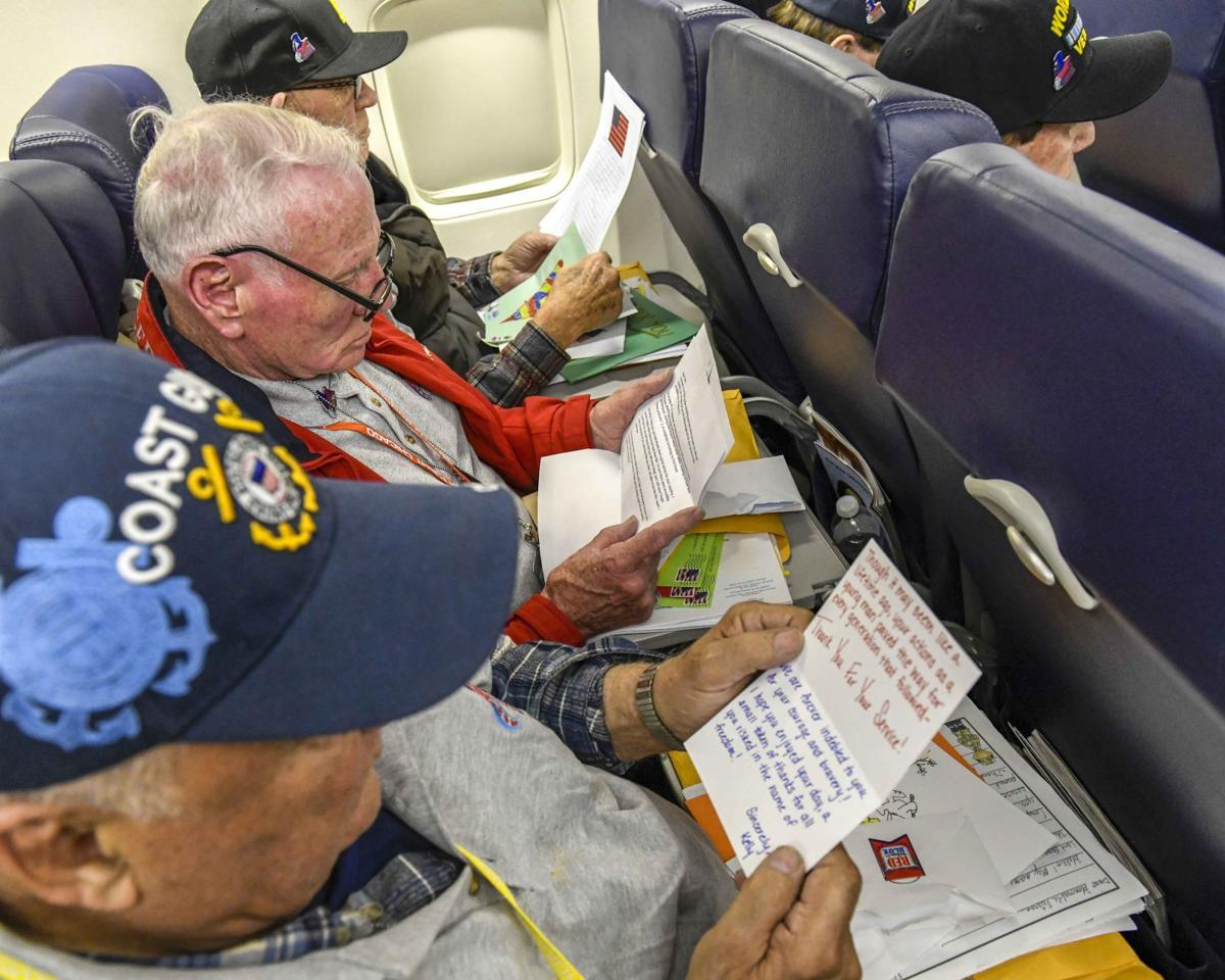 Honor Flight Chicago and Korean War veterans