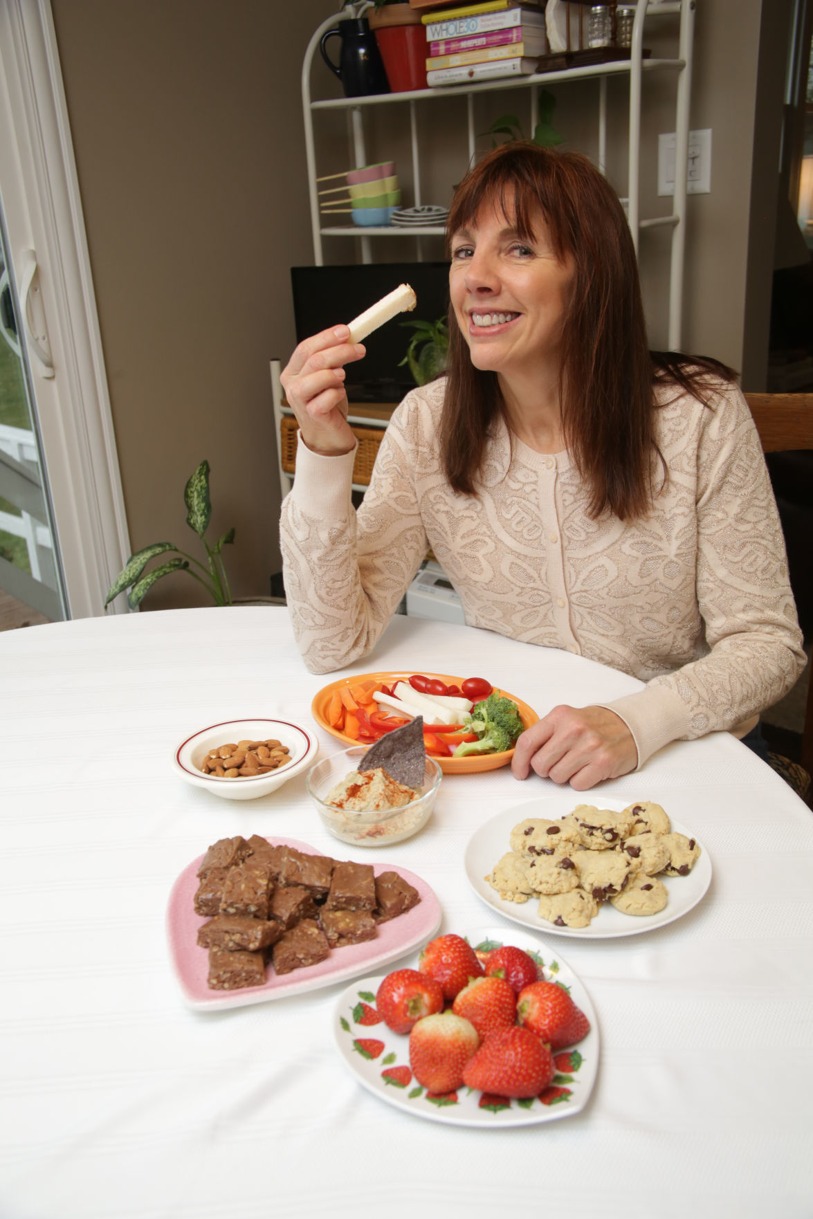 Schererville health coach: Fresh fruits and veggies, fish, good fats make healthy eating delicious