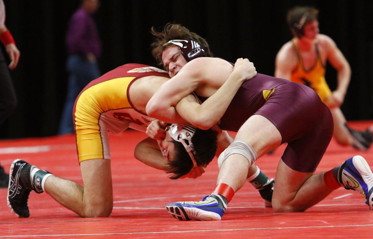 Wrestling State Finals - Consolation