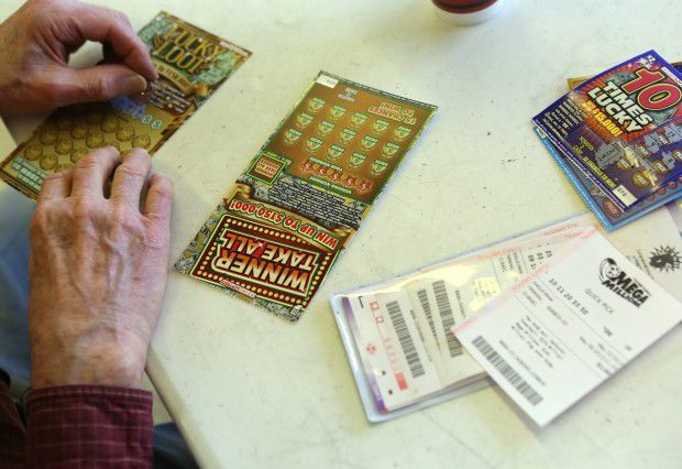 Hoosier Lottery earns record profit for Indiana despite slight sales dip