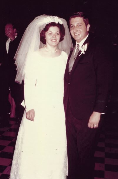 Happy 50th anniversary, Bernie and Gil Cusson!