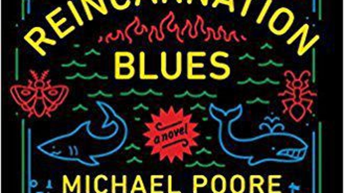Highland author Michael Poore publishes new novel   Books ...