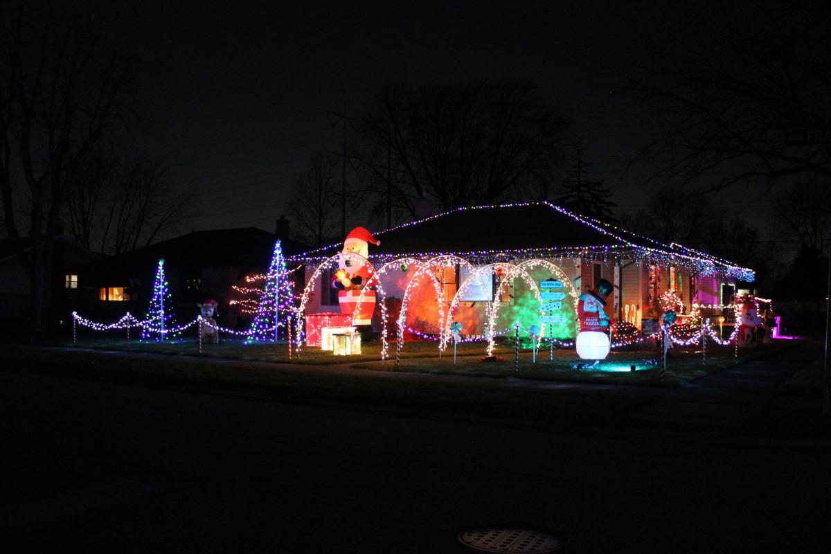 Nwi Christmas Lights 2021