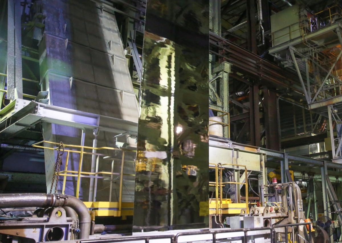 ArcelorMittal galvanizing plant