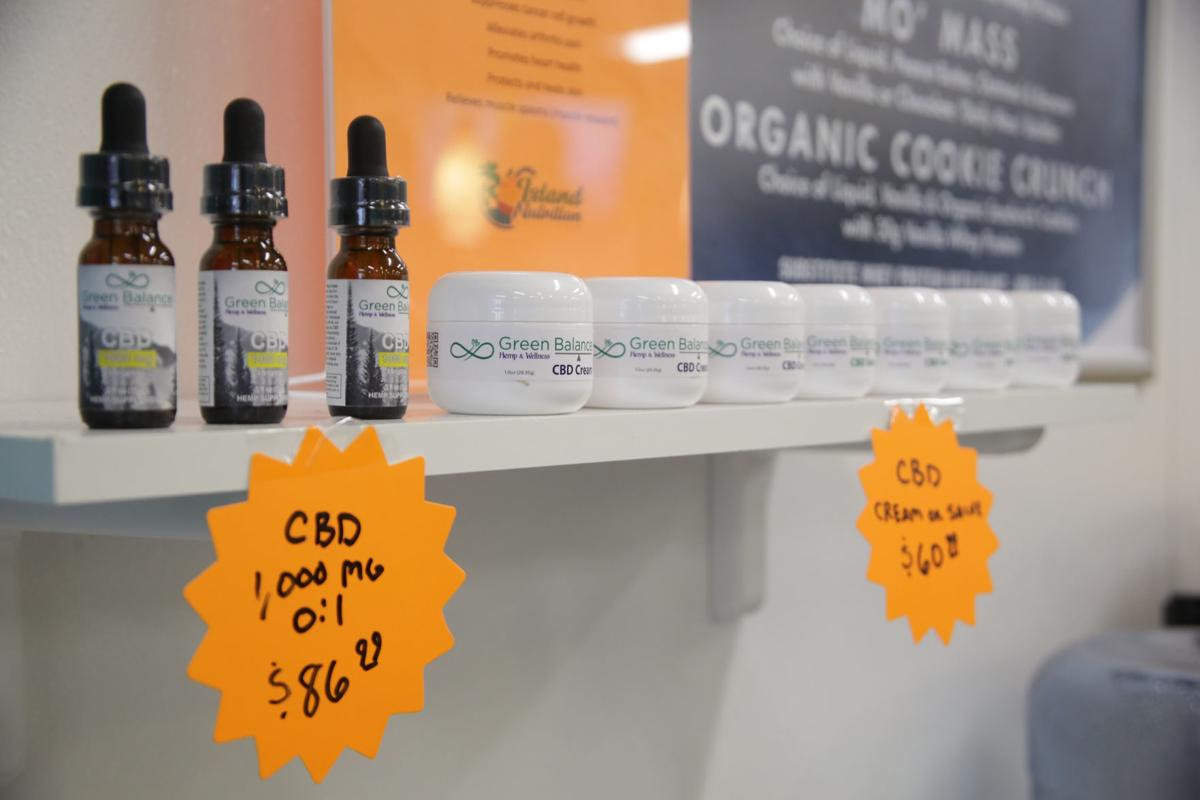 CBD suddenly everywhere in Region, from lattes to bridal shows to fireworks stores