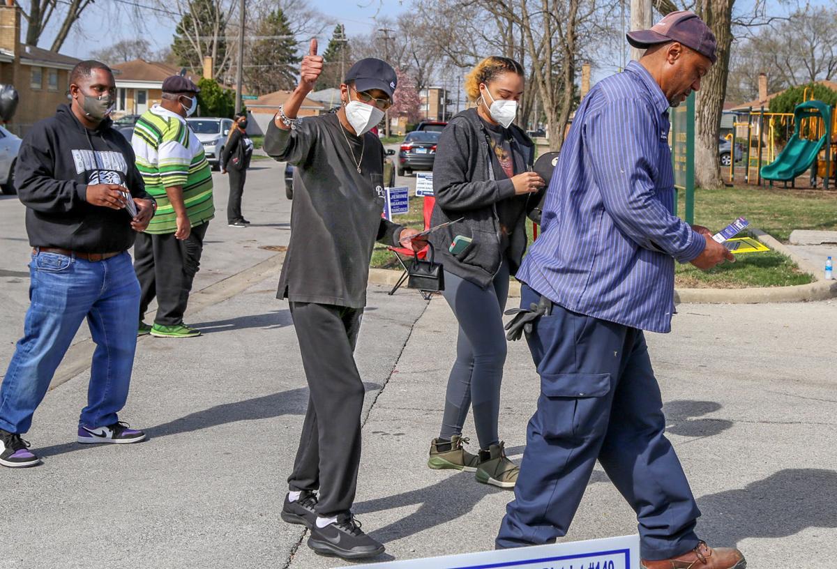 Municipal Voting in Burnham, IL