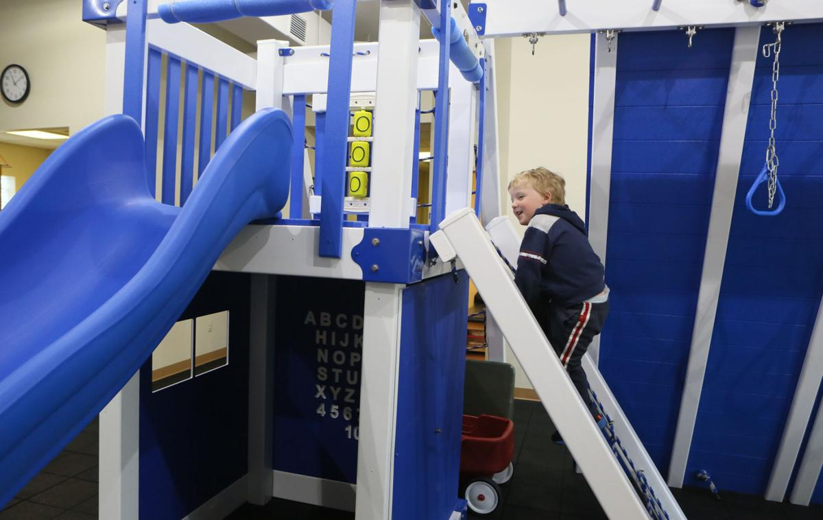 Jacob's Ladder expands to help more kids get treatment