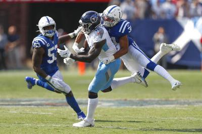 Colts' improving defense faces tall task against Falcons
