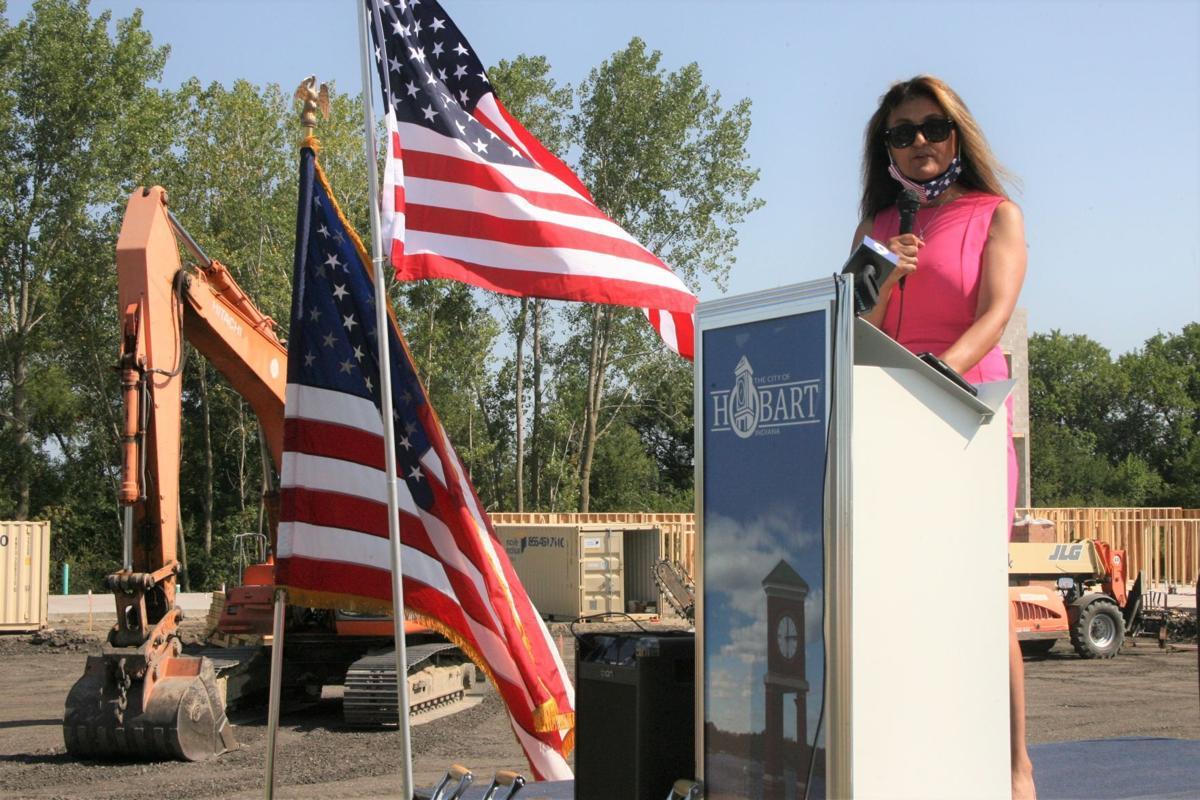Low-income veteran housing breaks ground