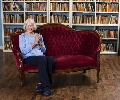 Ellen Burstyn Portrait Session