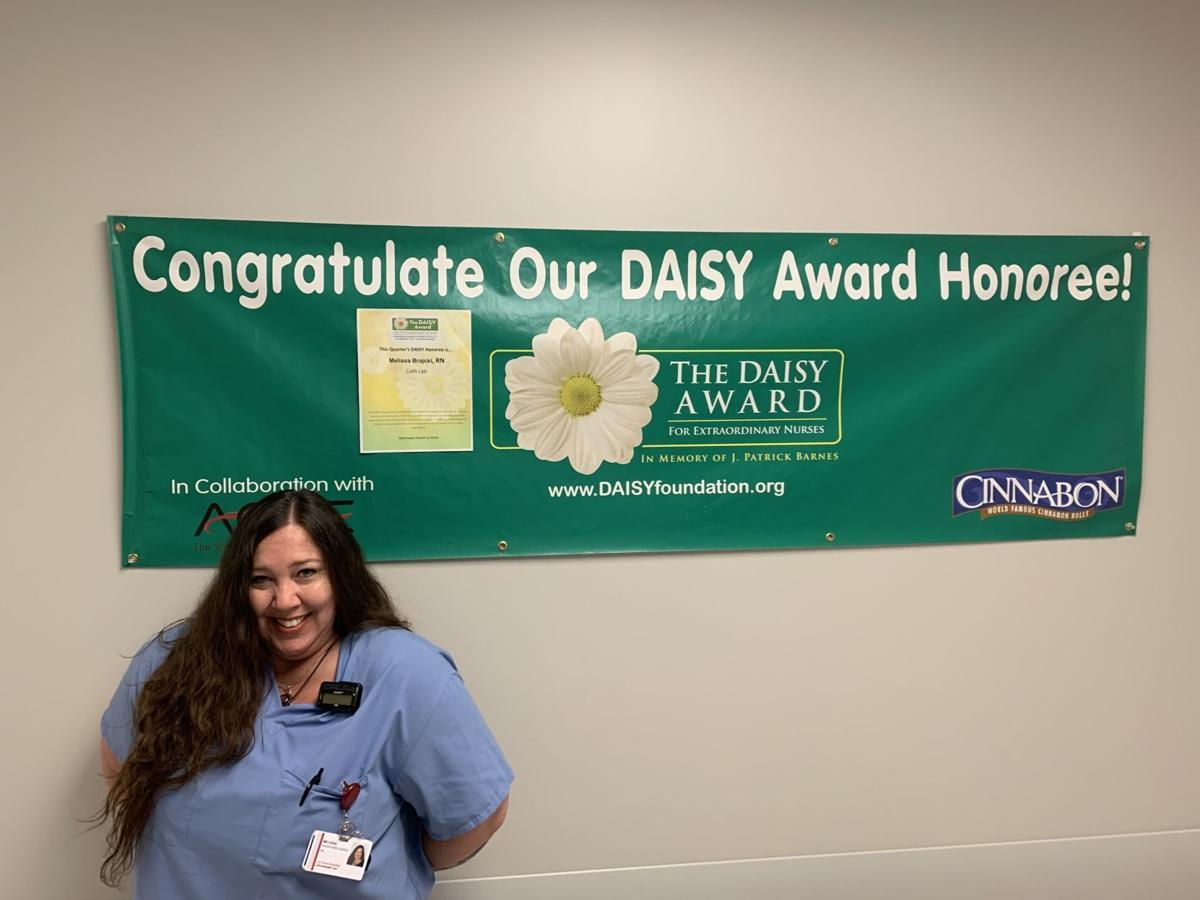 Northwest Health nurse honored for extraordinary nursing