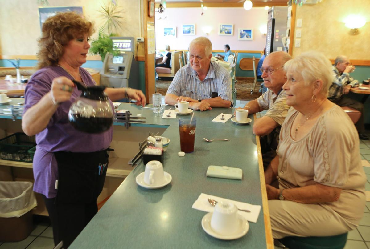 Bright Spot Restaurant is in its last week of operation after many, many years in business