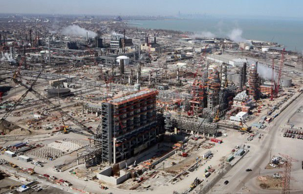 BP Whiting Refinery's largest crude distillation unit brought back online