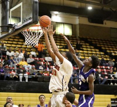 Class 3A Gavit Sectional (Jalen Washington, USA Basketball)