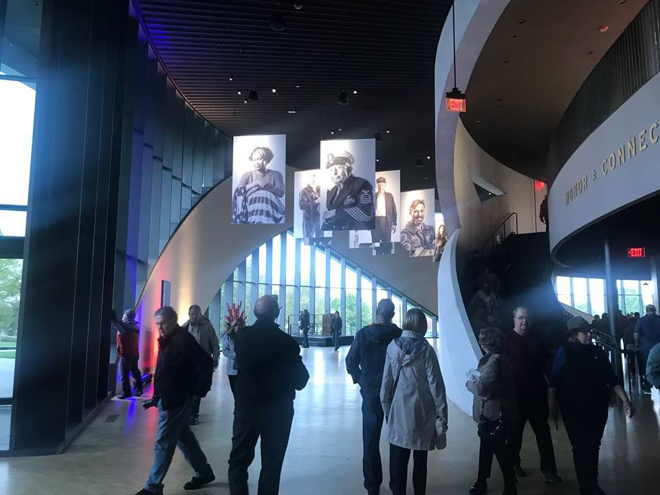 National Veterans Memorial & Museum opens in Ohio