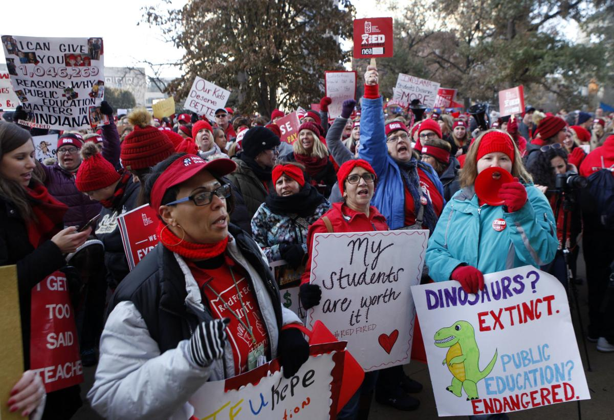 GOP lawmakers defeat proposal to pay Indiana teachers one-time bonus using surplus state revenue