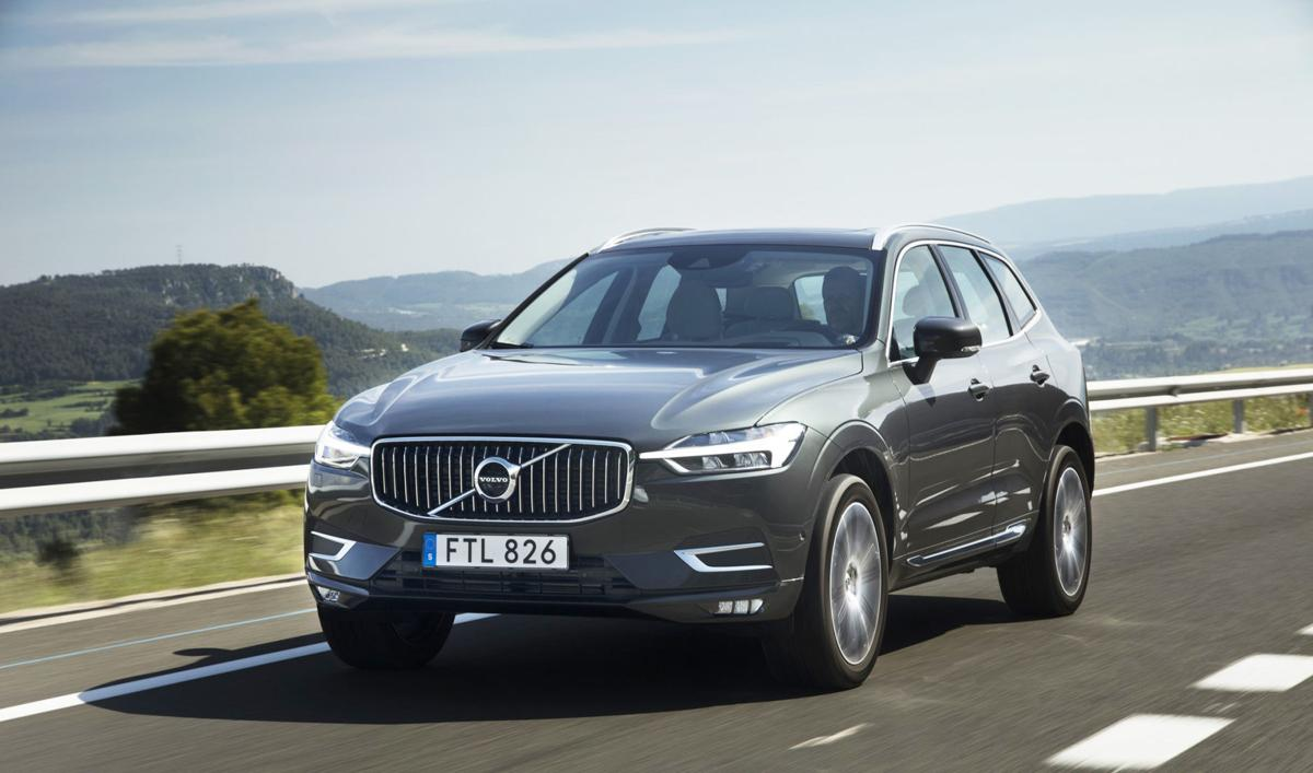 The new Volvo XC60 D5