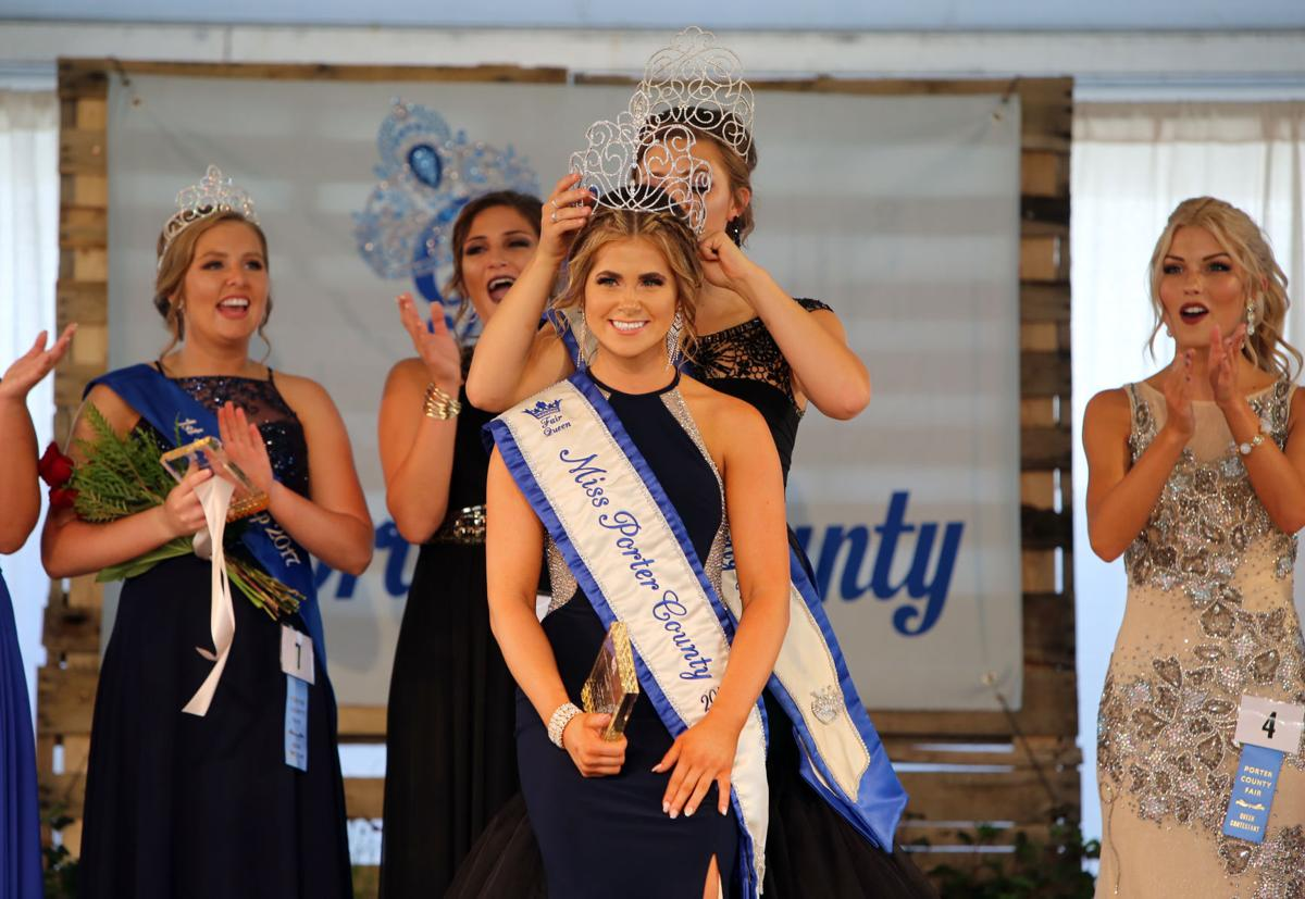 Miss missouri state fair pageant - Pre Vet Major From Valparaiso Wins Porter County Fair Queen Pageant