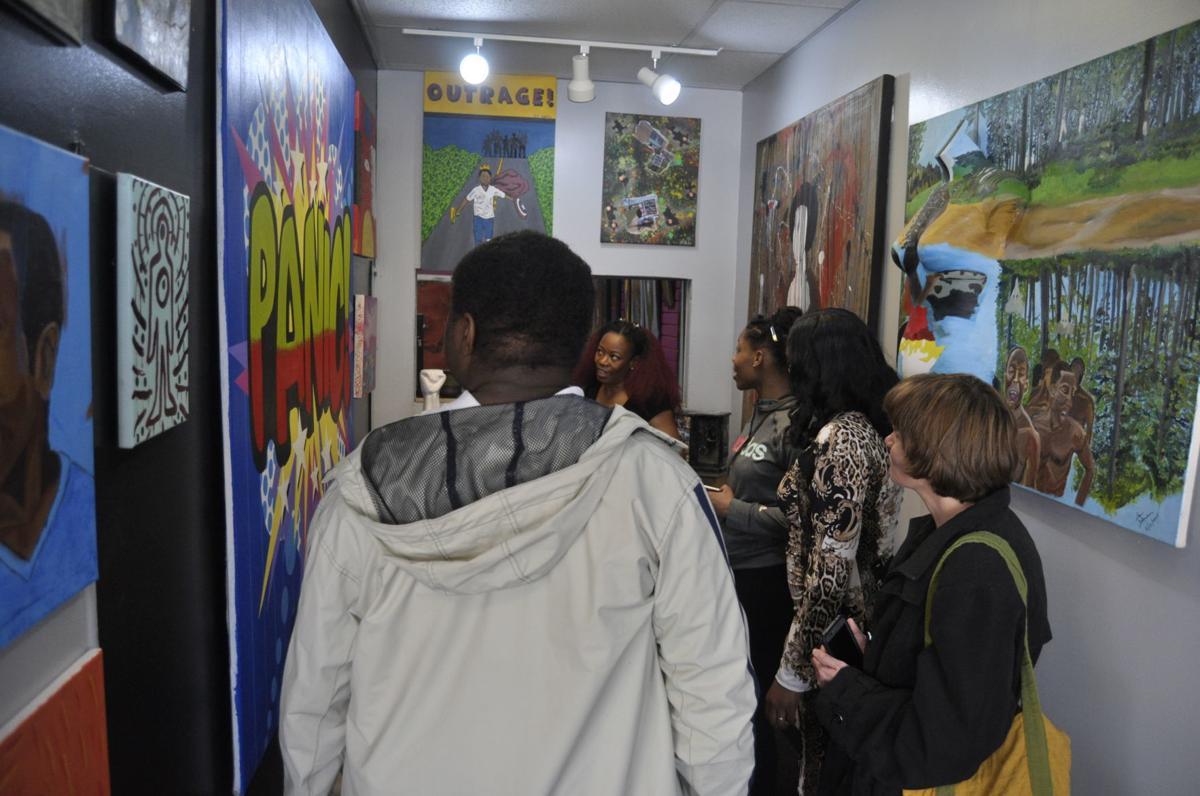 New art gallery opens in Merrillville