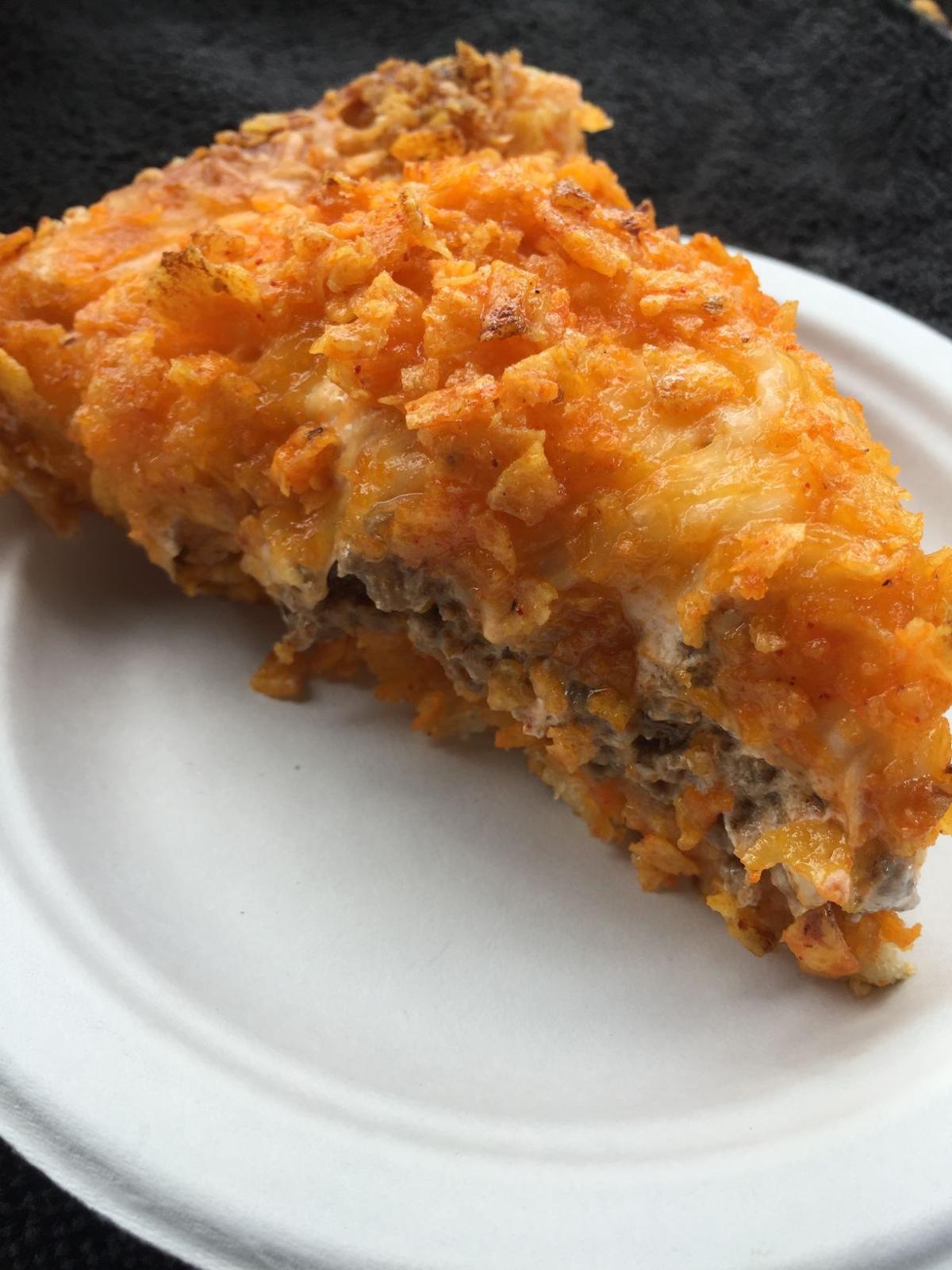 Taco Pie Winning Recipe from 10th Annual Hammond Pie Contest at Bizarre Bazaar