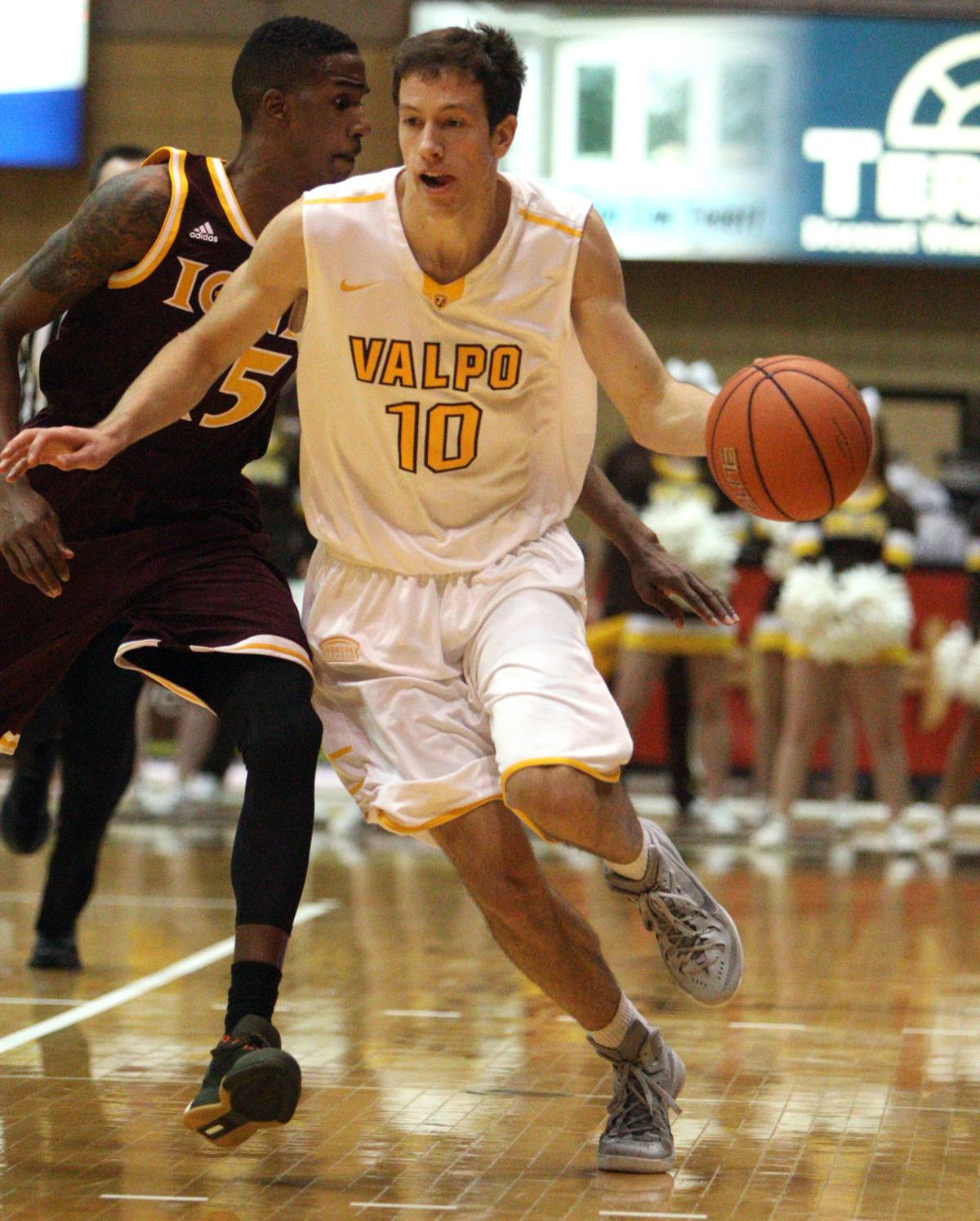 Valparaiso plays Iona, college basketball