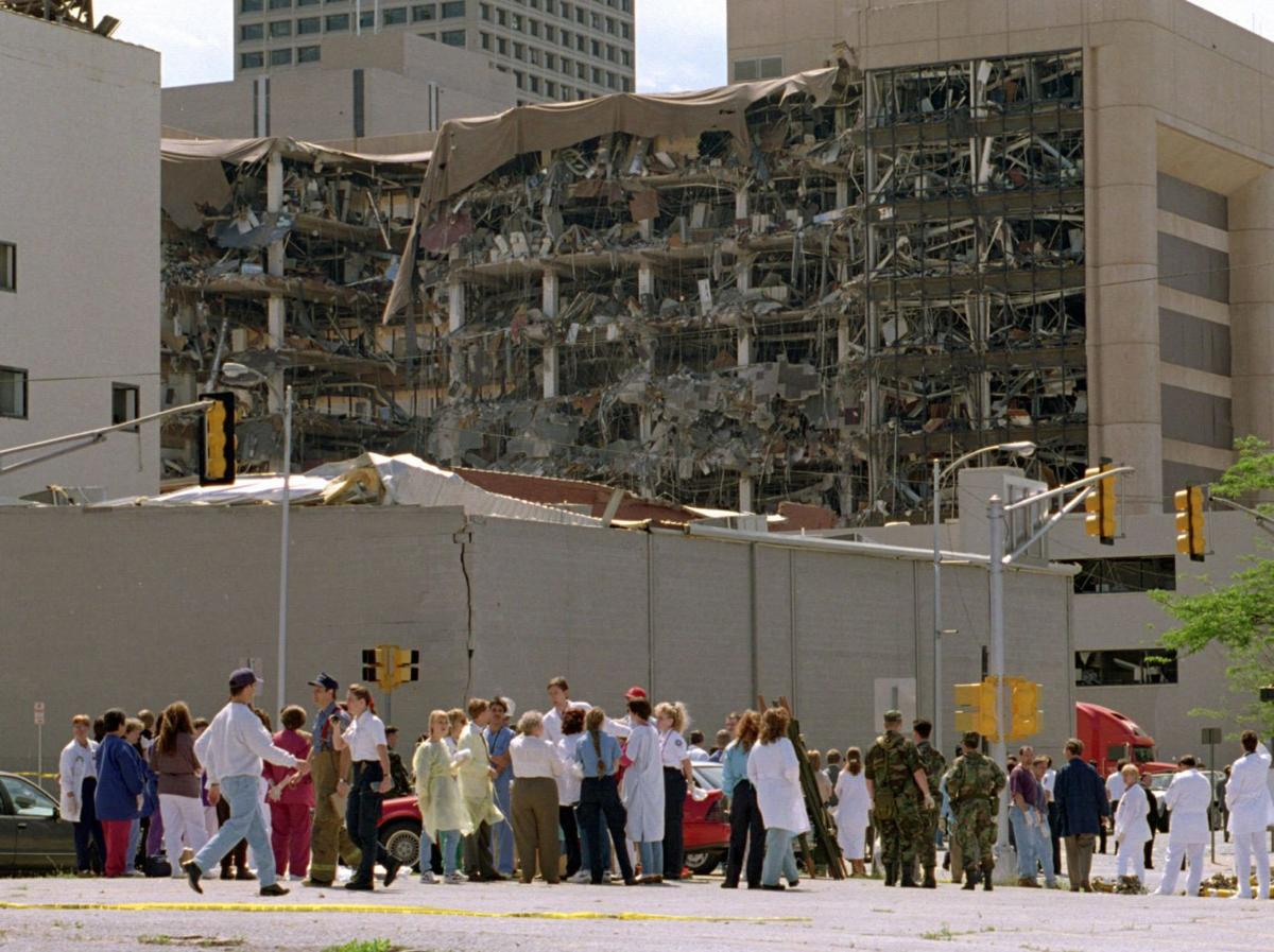 Gallery Remembering The Oklahoma City Bombing Digital