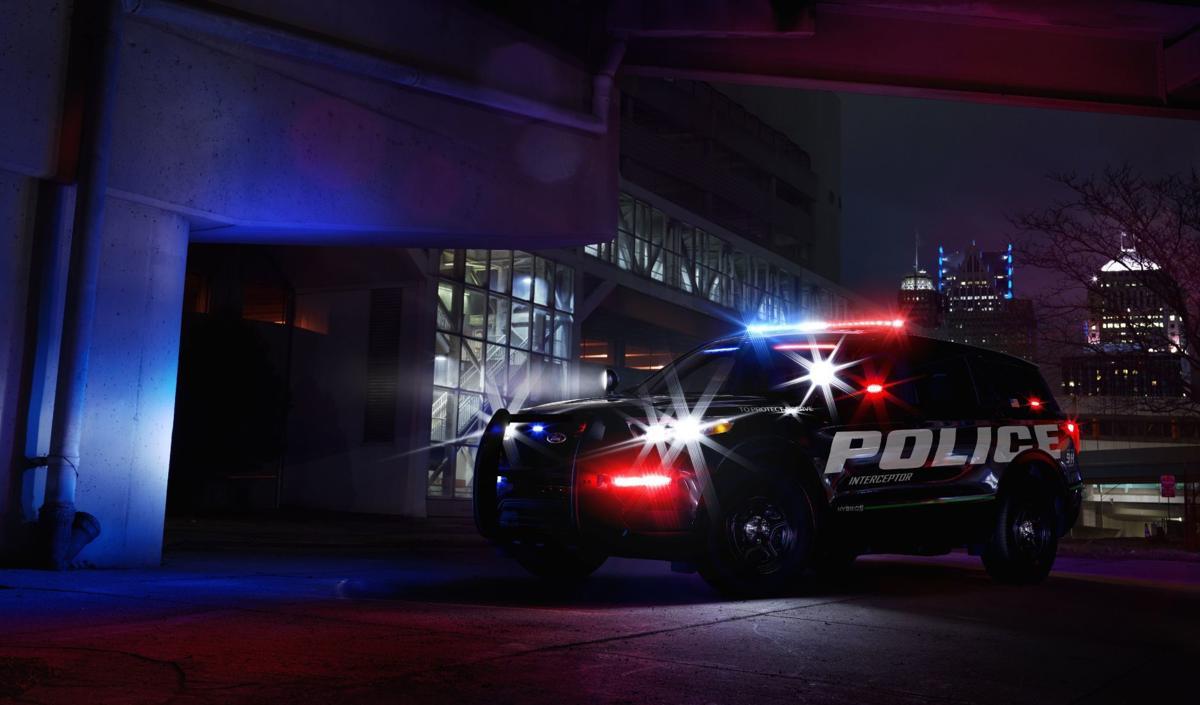 All-New Ford Police Interceptor Utility
