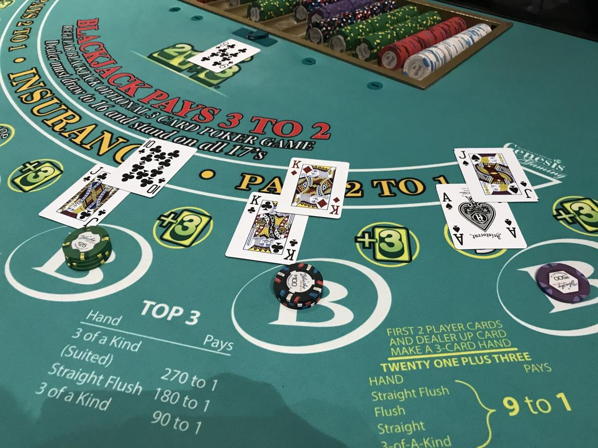 Return to the Blackjack table with an advantage | Games | nwitimes.com