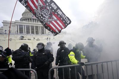 Capitol Breach Security