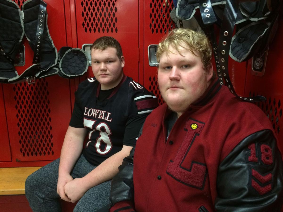 Lowell's Austgen and Mitrisin do their job for RDP D