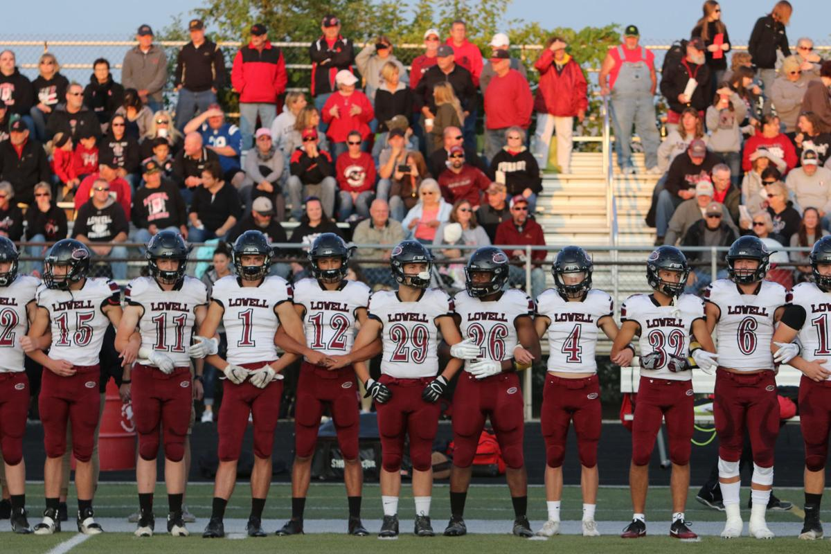 Gallery: Lowell at Morton football