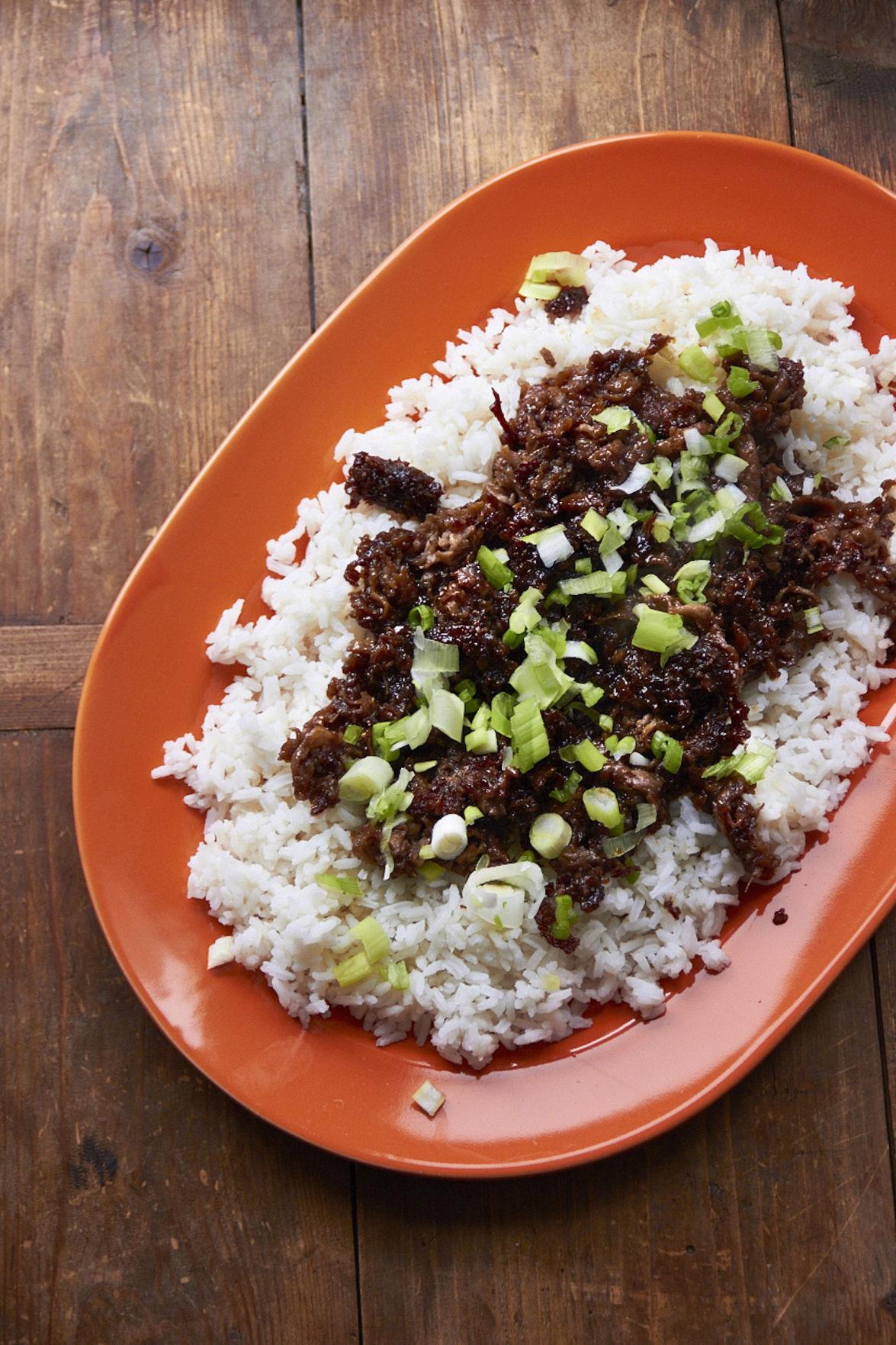 Food Deadline Mongolian Beef