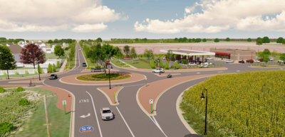 9 toss in bids for 109th Avenue utility project