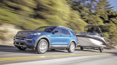 Behind the Wheel-Crossover SUVs